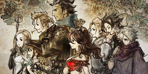 Octopath Traveler Sold So Much It's Back-ordered For Months; Square Enix Apologizes