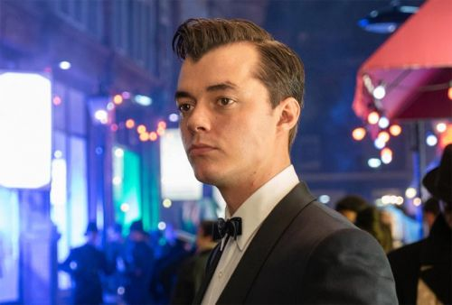 First Look at Jack Bannon as a Young Alfred Pennyworth!