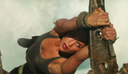 Her Legend Begins in a New Tomb Raider TV Spot