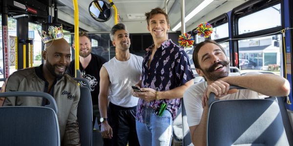 Netflix's Queer Eye Season 3 Premieres Friday March 15