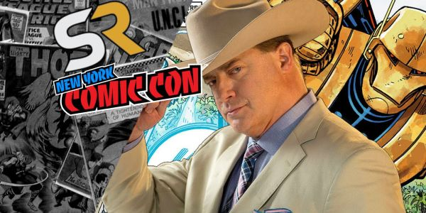 DC's Doom Patrol: First Look at Brendan Fraser as Robotman Revealed at NYCC