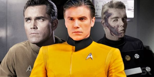 Who Is Captain Pike? Star Trek: Discovery's Classic Character Explained