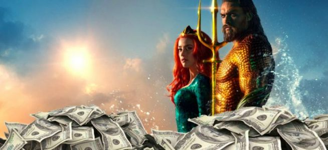 'Aquaman' Box Office Tracking Rising Like the Tides as the Film Sets New Warner Bros. Record in China