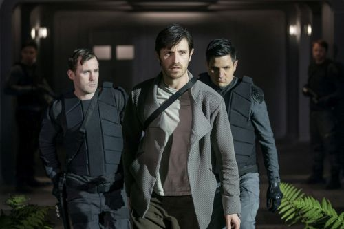 George R.R. Martin's 'Nightflyers' Canceled at SYFY