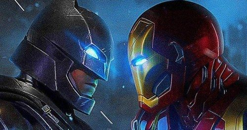 Batman Vs. Iron Man in No Holds Barred Fan-Made Fight VideoTony