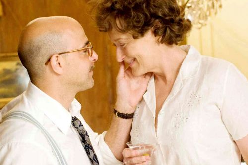 Meryl Streep and Stanley Tucci's Relationship Is the Best Part of 'Julie & Julia'