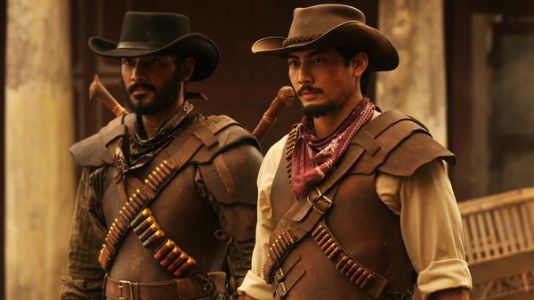 The Old West Goes Farther West - To Java - In Genre Mashup 'Buffalo Boys'