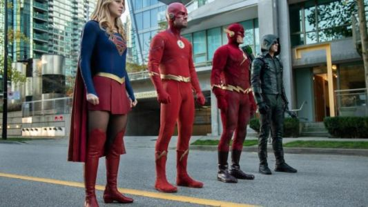 """THE FLASH 5.09 Review """"Elseworlds, Part 1"""""""