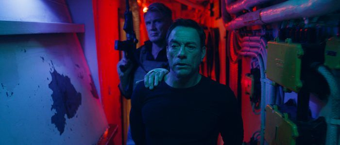 'Black Water' Trailer: JCVD and Dolph Lundgren Team Up in an 'Under Siege' Knock-Off