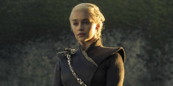 Emilia Clarke Just Cut Off Her Hair After Game Of Thrones Finished Filming