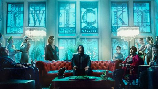 John Wick: Chapter 3 - Parabellum IMAX Poster Invites You to Check In