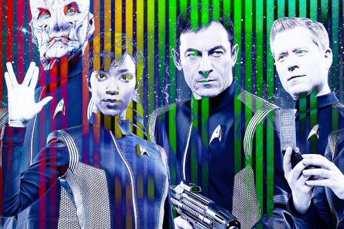 'Star Trek: Discovery' Boldly Goes Where No Show Has Gone Before - A Fully Woke Universe