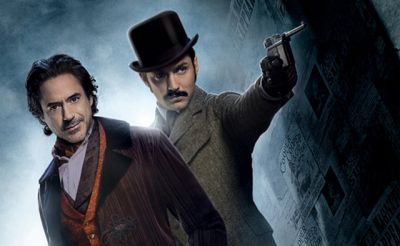 Sherlock Holmes 3 Moving Forward with Writers' Room