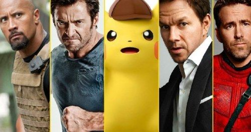Pokemon Movie Wants a Big Action Star as Detective Pikachu?The