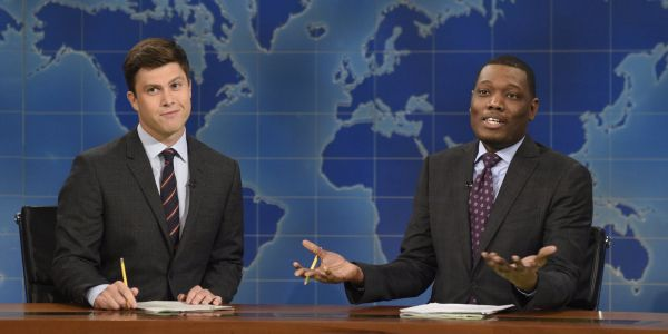 SNL's Michael Che & Colin Jost to Appear on WWE Raw
