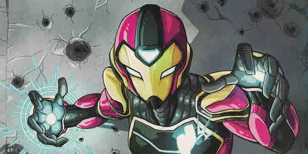 Apparently Robert Downey Jr. Wants Ironheart To Join The MCU
