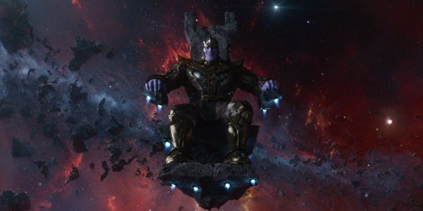 Thanos' Role In Guardians of the Galaxy Explained