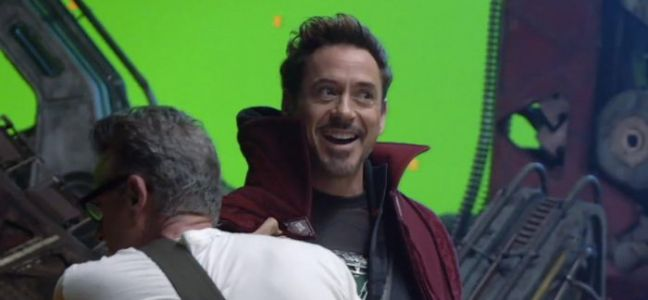New 'Avengers: Infinity War' Featurette Has New Footage, New Team-Ups & New Jokes
