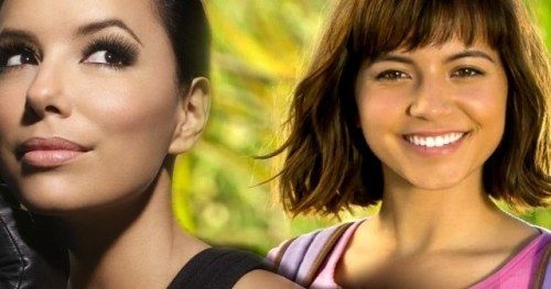 Dora the Explorer Movie Gets Eva Longoria as Dora's MomEva
