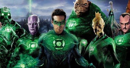 Ryan Reynolds Agrees That Green Lantern and X-Men: Origins Are