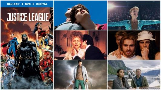 New Blu-ray Releases: 'Justice League', 'Call Me By Your Name', 'I, Tonya,' 'The Age of Innocence' and More
