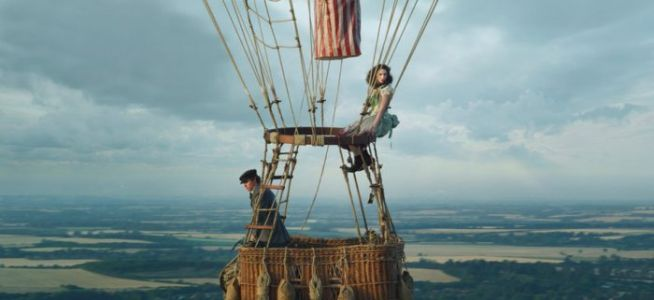'The Aeronauts' Will Be Amazon's First Movie to Screen in IMAX
