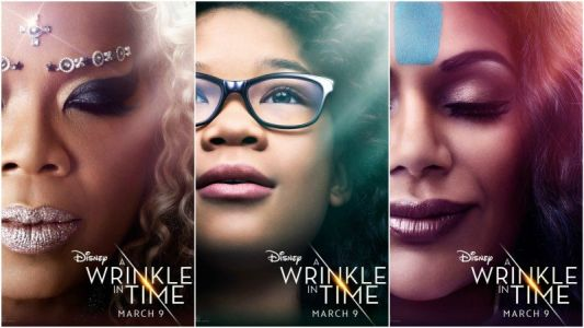 More A Wrinkle in Time Character Posters Debut