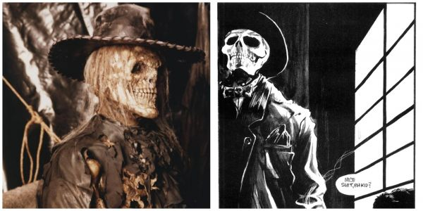 The Crow Movie: The Deleted Skull Cowboy Explained