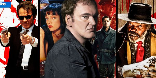 Quentin Tarantino Movies Best Viewing Order | ScreenRant