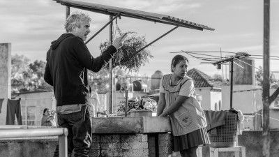 Alfonso Cuarón and Emmanuel Lubezki Chat About the Cinematography of 'Roma'