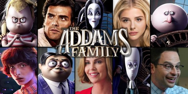 The Addams Family 2019 Voice Cast & Character Guide