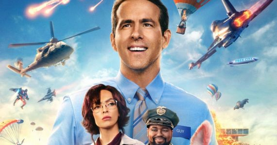 New 'Free Guy' Trailer Sees Ryan Reynolds Go From Good Guy to Great Guy