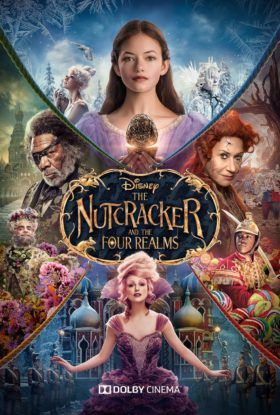 A new series of Posters for The Nutcracker And The Four Realms