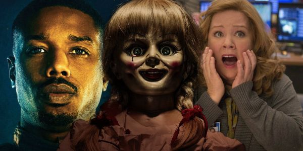 New Conjuring Film, Just Mercy & More Set Release Dates