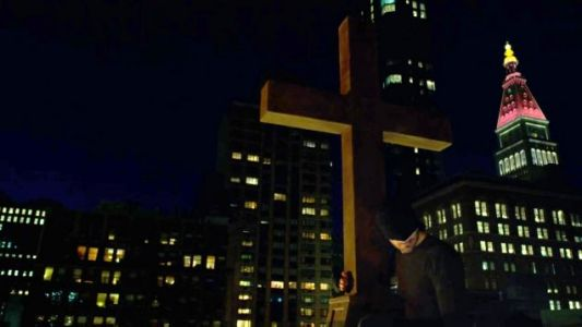 DAREDEVIL Season 3 Takes You To Church
