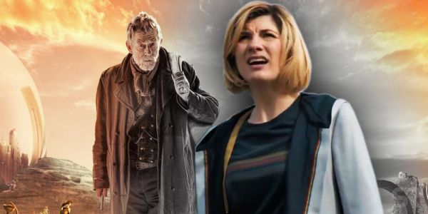 Doctor Who Hints That Jodie Whittaker's Regeneration Is Over The Time War