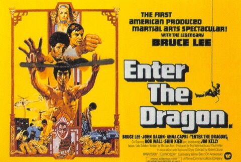 Enter The Dragon (1973) Blind Spot Review