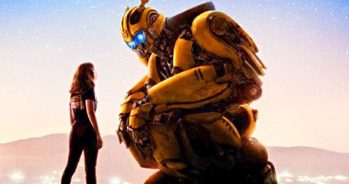 Bumblebee Poster Prepares for a New Transformers