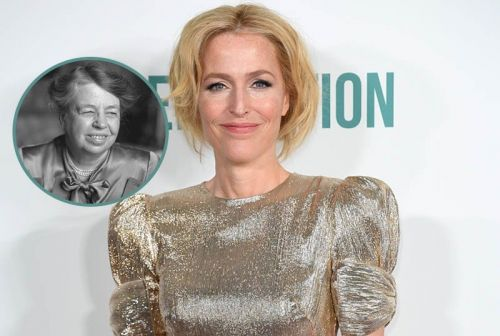 Showtime's The First Lady Casts Gillian Anderson as Eleanor Roosevelt