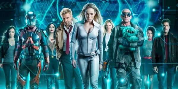 Legends of Tomorrow Producer Reveals Season 4 Finale Is Called 'Hey, World!'