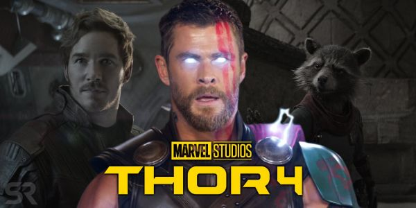 James Gunn Confirms Thor 4 Is Set Before Guardians of the Galaxy 3