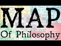 The Map of Philosophy: See All of the Disciplines, Areas & Subdivisions of Philosophy Mapped in a Comprehensive Video
