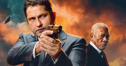 Angel Has Fallen Soars to the Top of the Box Office with $21.2