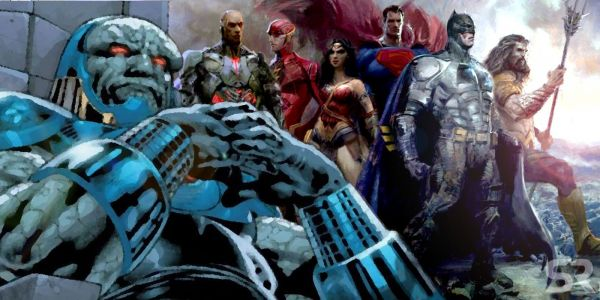 Darkseid's Arc in Zack Snyder's Justice League Was WAY Bigger Than We Thought