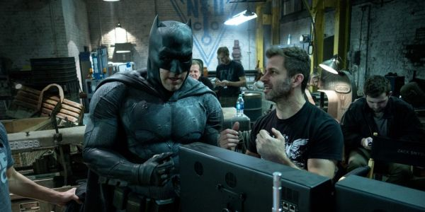 Zack Snyder Calls Ben Affleck the 'Best Batman Ever' in Farewell Message