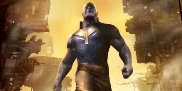 Thanos' MCU Backstory To Be Revealed in Canon Novel