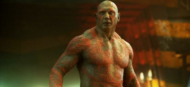 """Dave Bautista Thinks Marvel """"Dropped the Ball"""" on Drax's Backstory"""