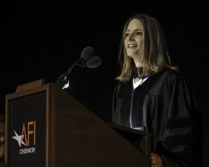 AFI Conservatory Commencement Celebrates Jodie Foster and Dean Tavoularis