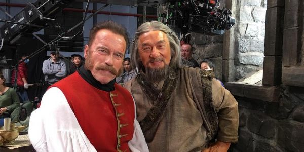 Viy 2: Journey to China Features Arnold Schwarzenegger V Jackie Chan