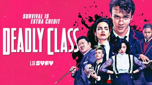 Saya Wants to Rule the World in New Deadly Class Teaser